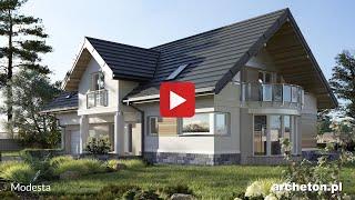 Projekty domów z kolekcji NEOTON