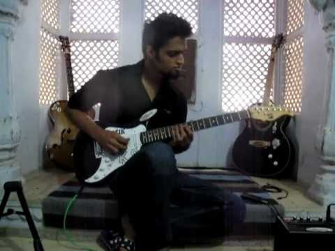Ek Haseena Thi.. Ek Deewana Tha.. Karz Full Guitar Cover By Kartik video