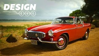 This Volvo P1800 Is A Watchmaker's Design Cue