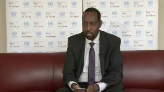 Bishar Abdirahman Hussein - Director General, Universal Postal Union (UPU)