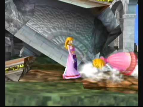 SSBM Move swap code: Peach ↔ Zelda