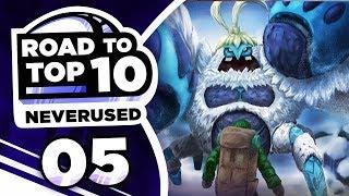 Pokemon Showdown Road to Top Ten: Pokemon Ultra Sun & Moon NU w/ PokeaimMD #5