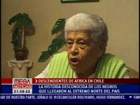 Los afrochilenos