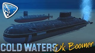 Cold Waters: Ok Boomer | Submarine Simulation