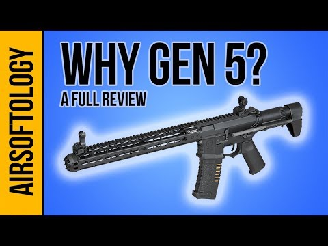 Why is the Gen5 Ares AM-016 Better?   Airsoftology Review