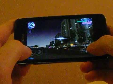 Review - Grand Theft Auto Vice City pe Android (Samsung Galaxy S Advance GT-i9070)