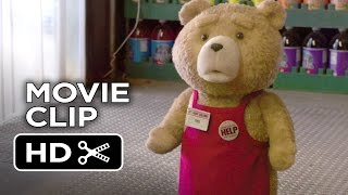 Ted 2 movie clip - ted wants a baby (2015) - seth macfarlane, mark wahlberg comedy sequel hd