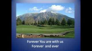 His Love Endures Forever - Michael Smith + Lyrics.wmv