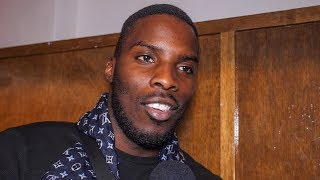 Lawrence Okolie hits back at Dereck Chisora: 'If I'm not headlining, I'm walking'