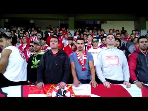 Mafia Vermelha @ Vitoria vs Leixões, Taça da Liga