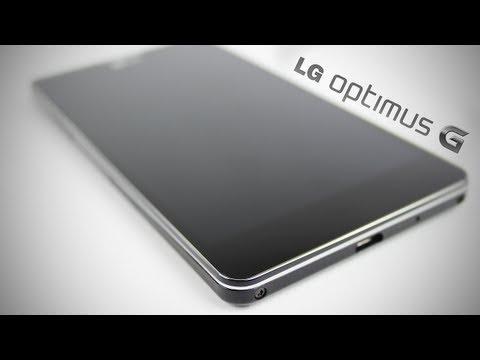 LG Optimus G Unboxing & Review (LG E-975)