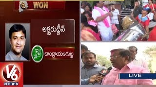 TRS MP Sitaram Naik Face To Face Over Telangana Assembly Election Results 2018
