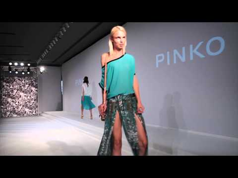 PINKO BLACK SKIN collection Spring/Summer 2013