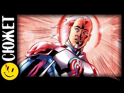 РАО: БОГ КРИПТОНЦЕВ. (DC Comics. New-52) ч. 1