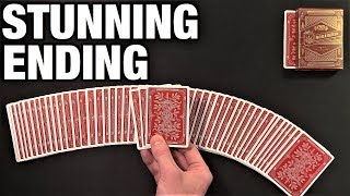 FOOL Everyone With This IMPOSSIBLE 4 Card Prediction Trick!