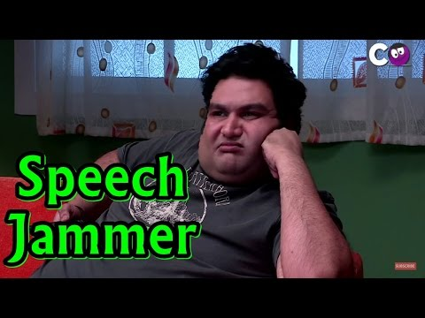 Hindi Comedy Video - Dimag Ki Dahi - Speech Jammer - Comedy One video