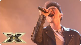 Brendan Murray sings Run | Live Shows Week 6 | The X Factor UK 2018