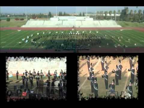 Leigh high school marching band - angels and demons - 2006