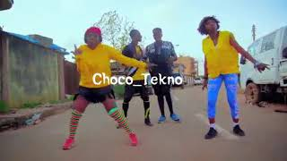 Tekno choko official dance video