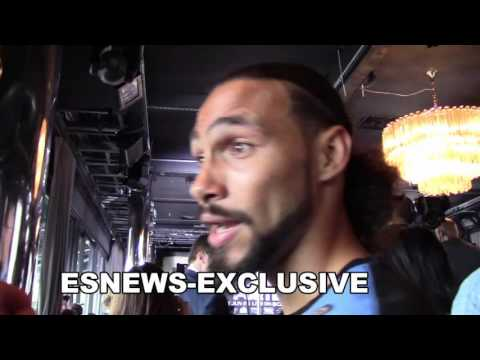 KEITH THURMAN on adrien broner vs danny garcia EsNews Boxing