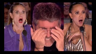 The Best Top 6 AMAZING Auditions | America's Got Talent 2017