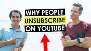 7 Reasons Why People Unsubscribe on YouTube