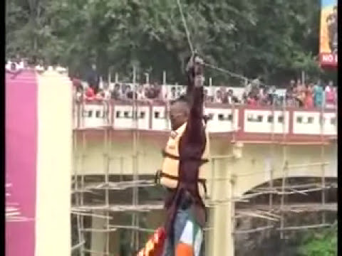 Indian Guinness record holder dies while trying to cross Teesta river on zip wire - WPT3