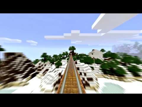 Minecraft Intercontinental Railway Week 10