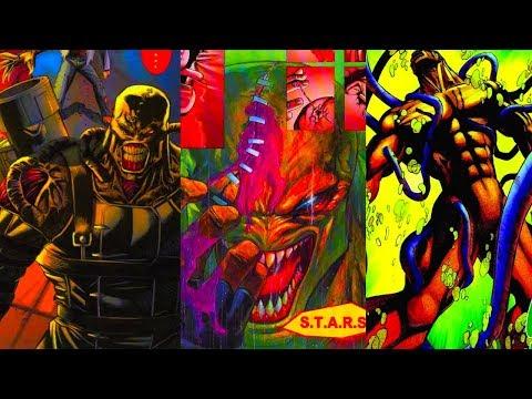 Resident Evil - Origins Of The Nemesis