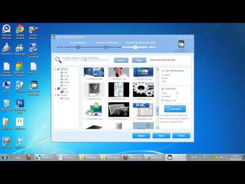How to Recover MMC Card Files