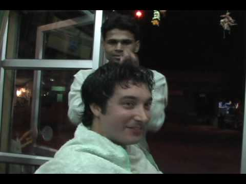 A Shave And Hair Cut In India, Funny!!! video