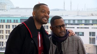 Bad Boys for Life: Behind the Scenes of Photocall at Berlin Premiere w/ Will Smith, Martin Lawrence