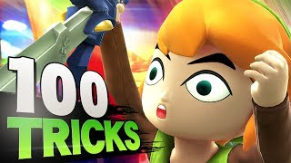 100 Tips & Tricks For All Characters In Smash 4