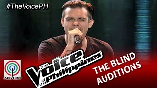 """The Voice of the Philippines Blind Audition  """"Huling El Bimbo"""" by Jason Fernandez (Season 2)"""