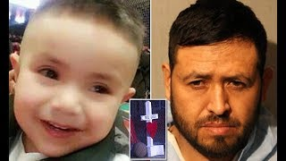 Father arrested for nearly decapitating his toddler son
