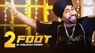 2 Foot Song Teaser   S Mukhtiar Feat. Kuwar Virk   Releasing 22 November 2017