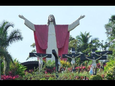 Philippines Lucban 'Kamay Ni Hesus' Shrine