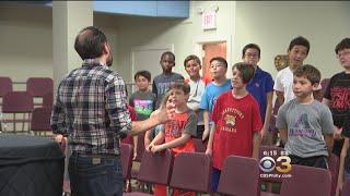 Philadelphia Boys Choir Holds Candidate Boot Camp