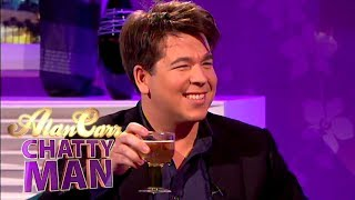 Michael McIntyre Explains What Prune Pouting Is | Full Interview | Alan Carr: Chatty Man