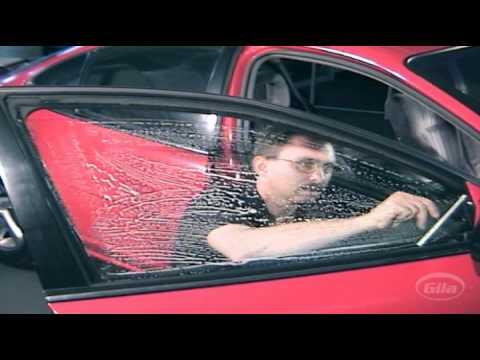 Gila Window Film Instructions >> How to Install Gila Automotive Window Film - YouTube