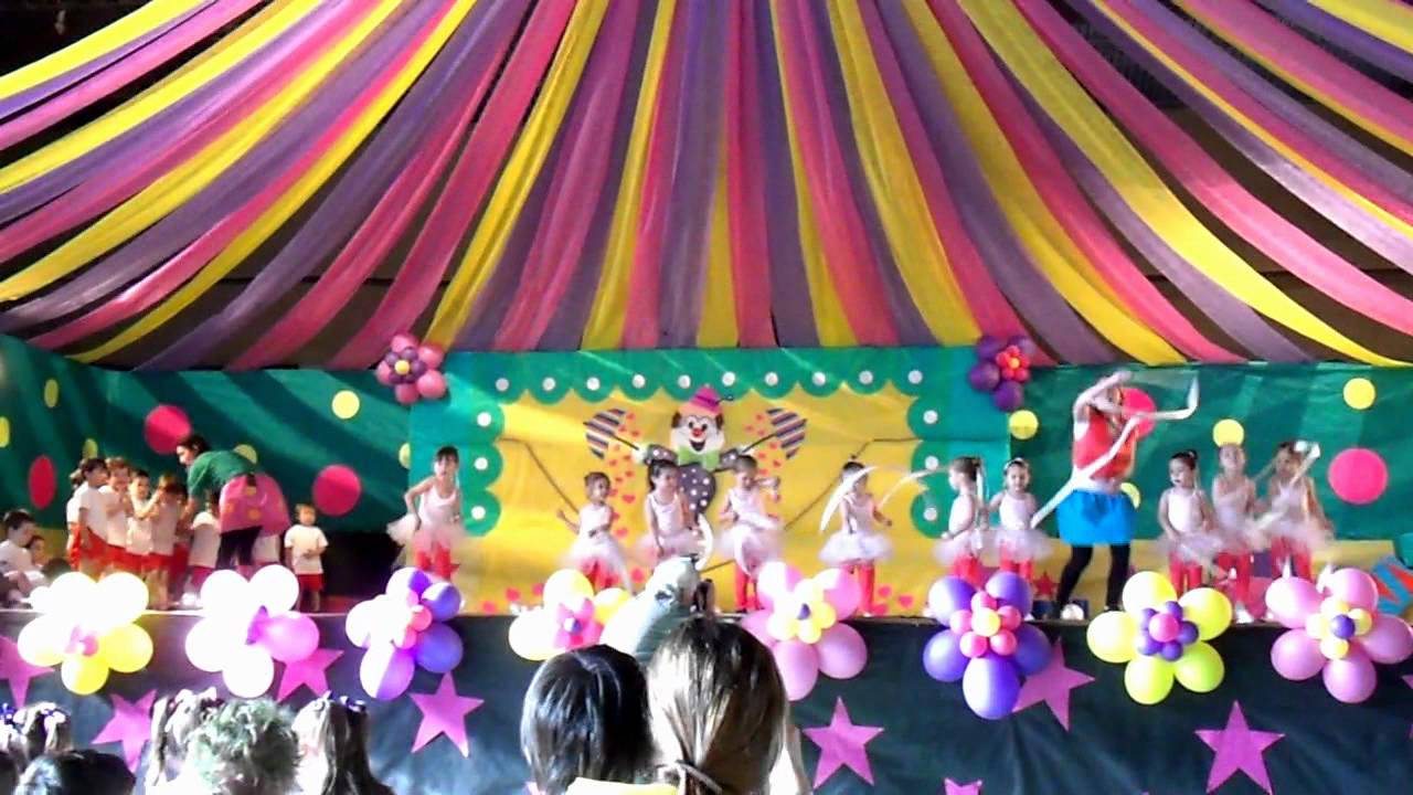 1 3 fiesta fin de a o 2011 jardin infantes colegio vicente for Jardin de infantes