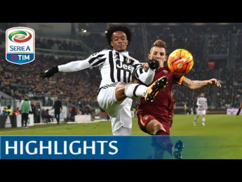 Juventus - Roma 1-0 - Highlights - Giornata 21 - Serie A TIM 2015/16