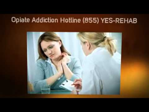 Opiate Addiction hotline (855) YES-REHAB