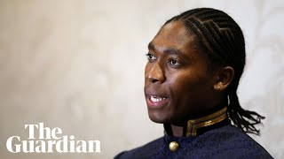 Caster Semenya: I have high testosterone, so what?