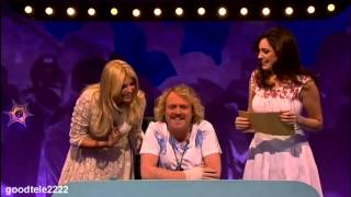Holly Willoughby & Kelly Brook - Best bits