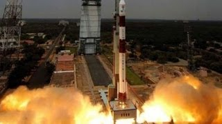 India Rocket Has Blasted / India Mars Probe Mangalyaan Blasts Off