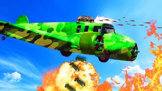 NEW INSANE $4.000.000 BOMBER PLANE! (GTA 5 DLC)