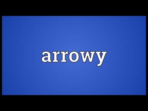 Header of arrowy
