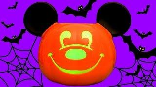 Mickey Mouse Light Up Jack O
