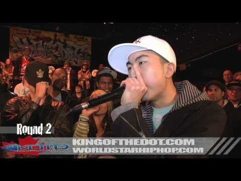 KOTD - Beatbox Battle - KRNFX vs Kaleb Simmonds (Canadian Idol) Music Videos